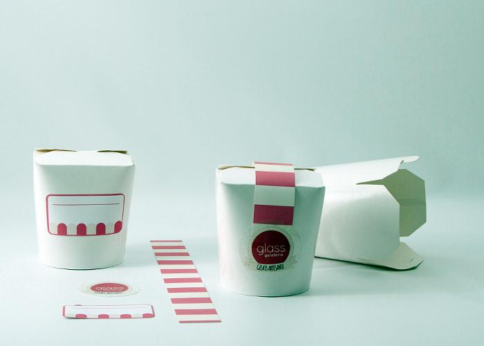 Dise o de punto de venta heladeria glass ideas decoradores - Diseno de interiores heladerias ...