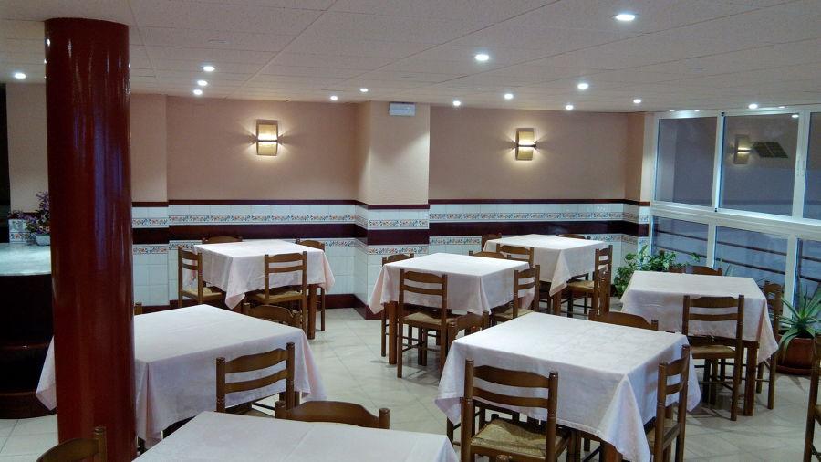 Diseño restaurante Barandal