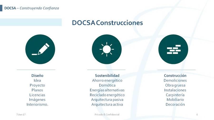 Diseño, sostenibilidad y construcción