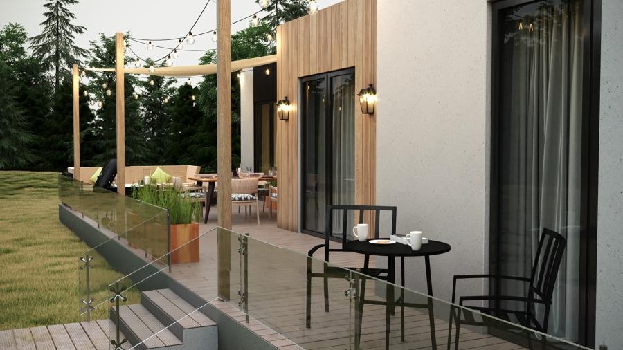 Diseño terraza 3