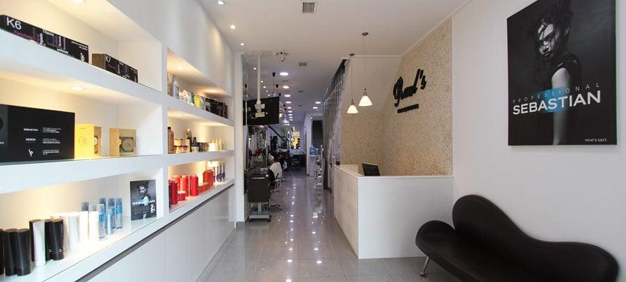 Diseos de peluquerias modernas decoracin de peluquera de diseo with diseos de peluquerias - Diseno peluqueria ...