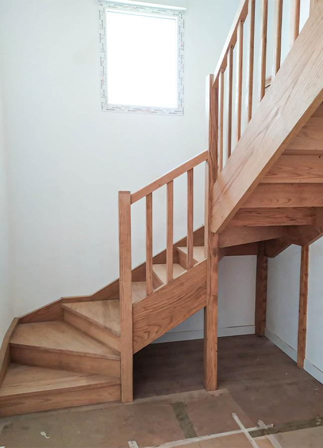 Diseño y Construcción de Escalera