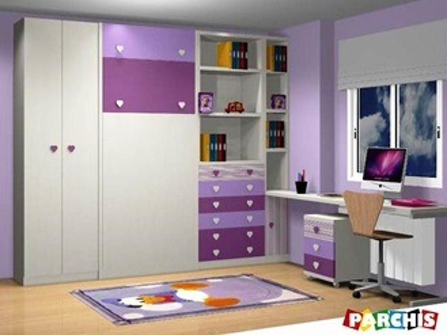 Muebles abatibles camas abatibles verticales ideas muebles for Armarios para habitaciones juveniles