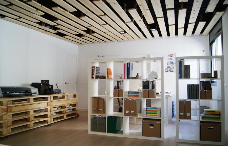 Disseny d'un despatx d'arquitectura a Santa Bàrbara