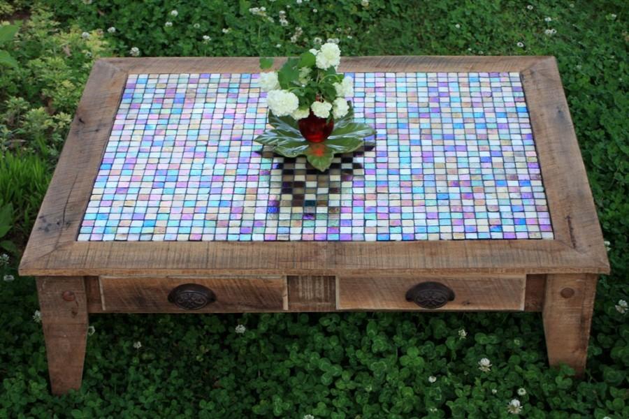 Foto: Diy Mesa Mosaico de Miriam Martí #849796 - Habitissimo