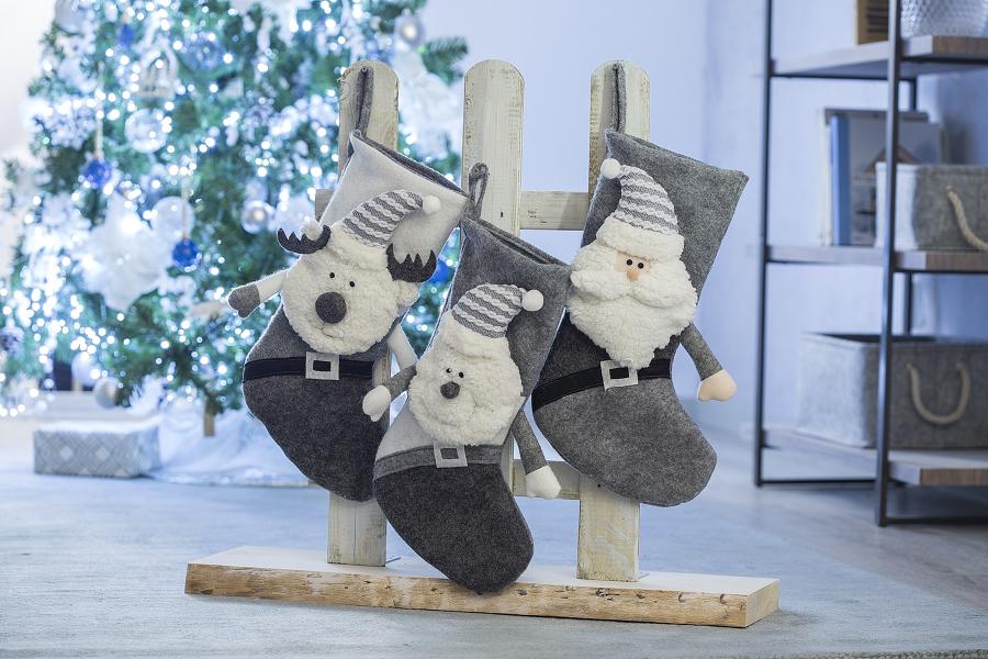 diy navidad calcetines