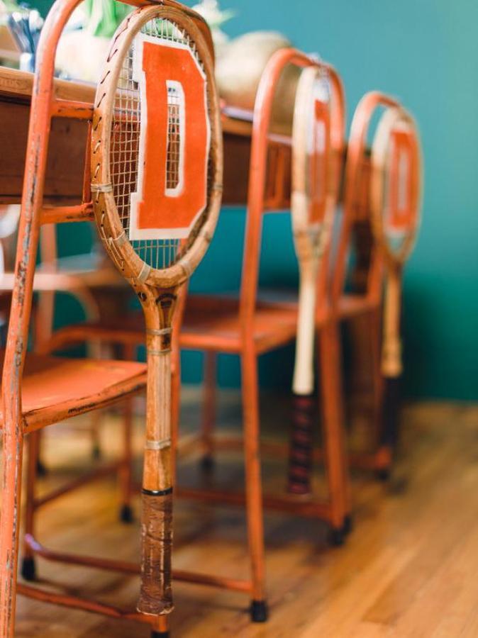 diy raquetas de tenis