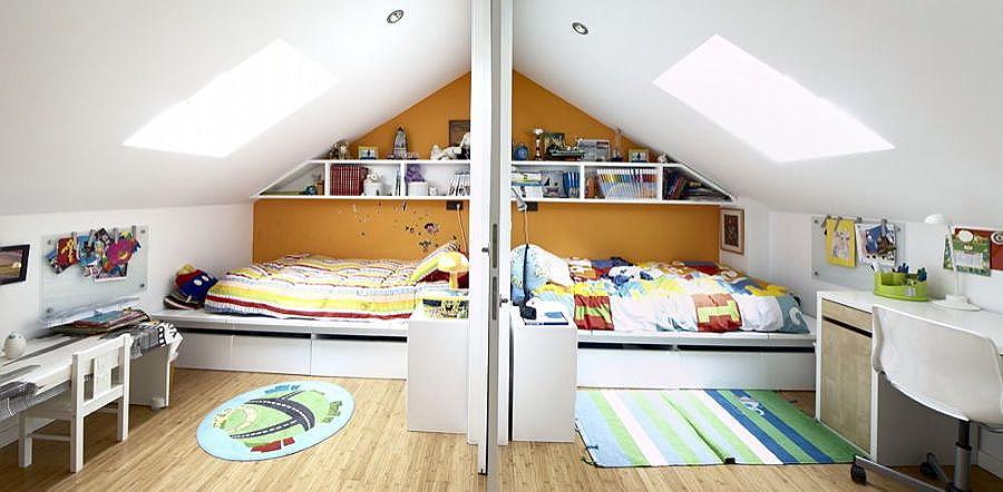 La versatilidad de los dormitorios juveniles ideas - Dormitorios juveniles para dos hermanos ...