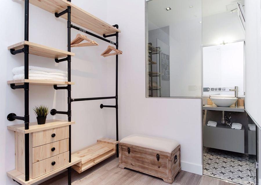 Foto dormitorio de obrecon chicharro 1503341 habitissimo - Armario pvc exterior ...