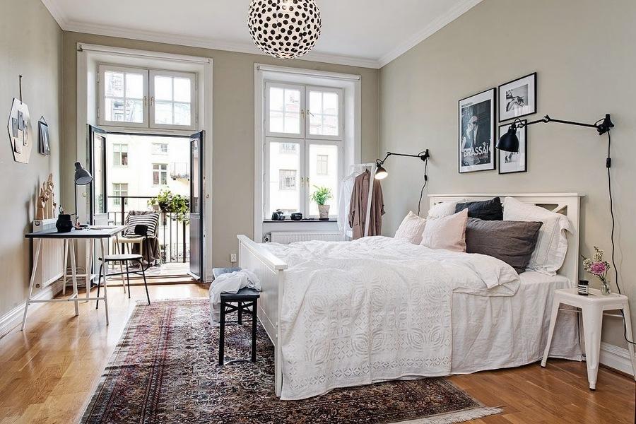 Del viejo taller a tu hogar desempolva moldes artesanos ideas decoradores - Dormitorio vintage chic ...