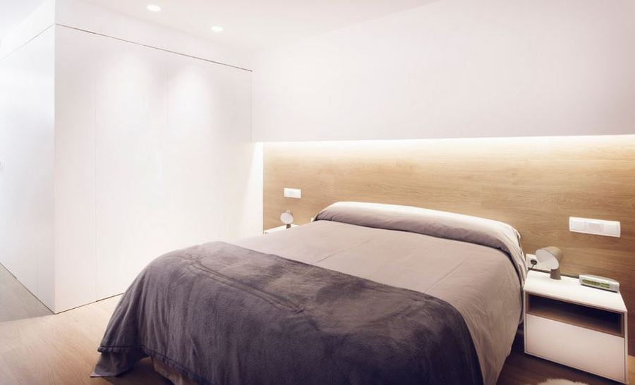 Dormitorio tostado