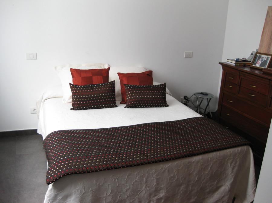 Dormitorio antes de decorar