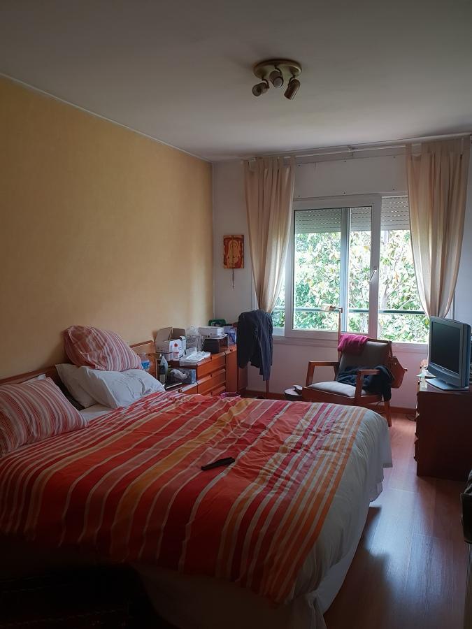 Dormitorio antes de la intervención
