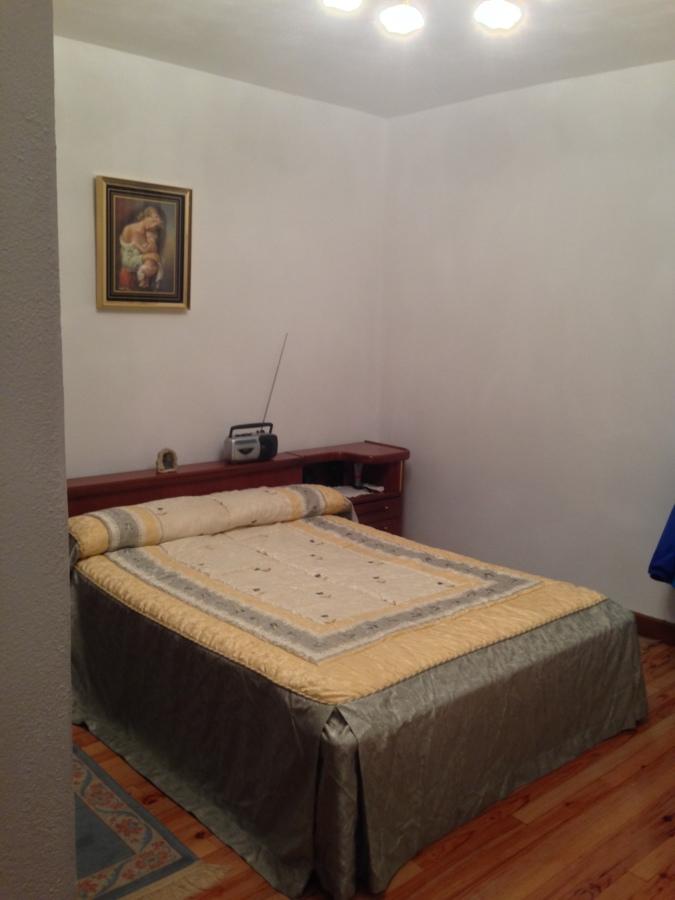 dormitorio, antes de la obra