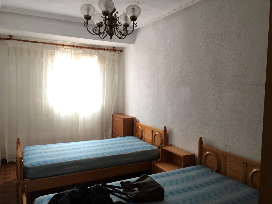 """Dormitorio """"antes"""" de la reforma"""