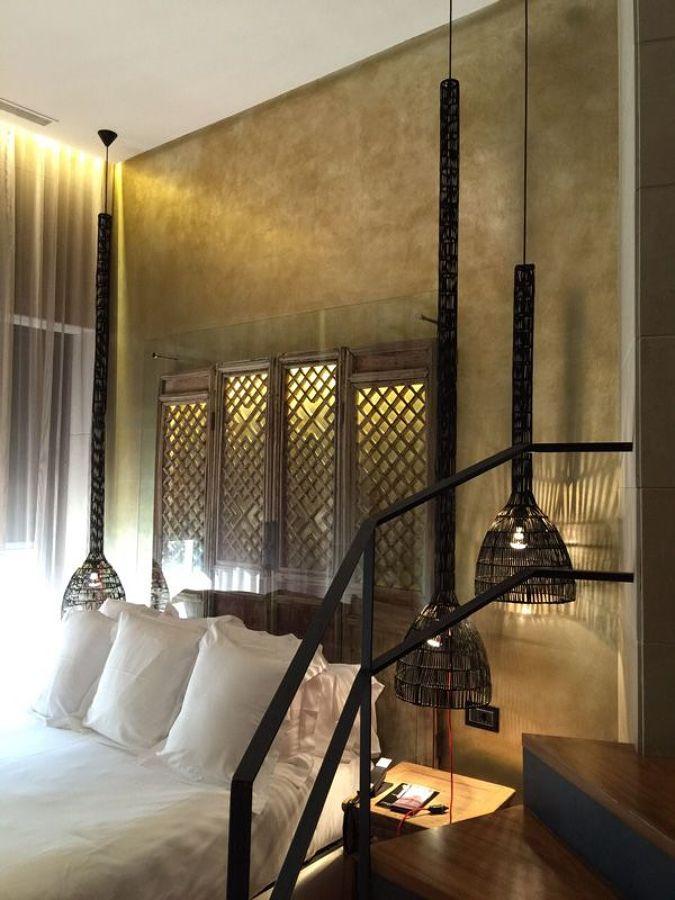 Dormitorio árabe