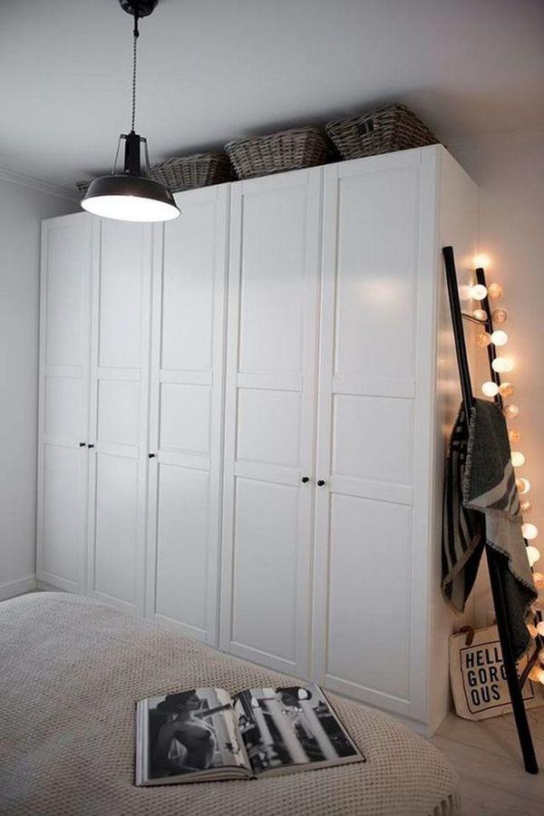 dormitorio armario Ikea
