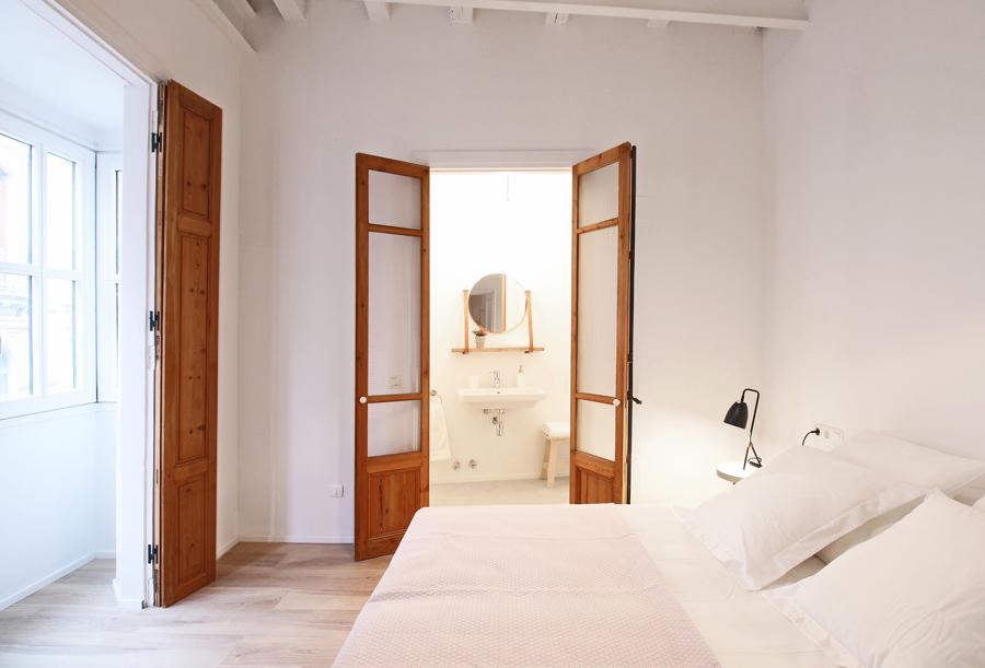 dormitorio - baño
