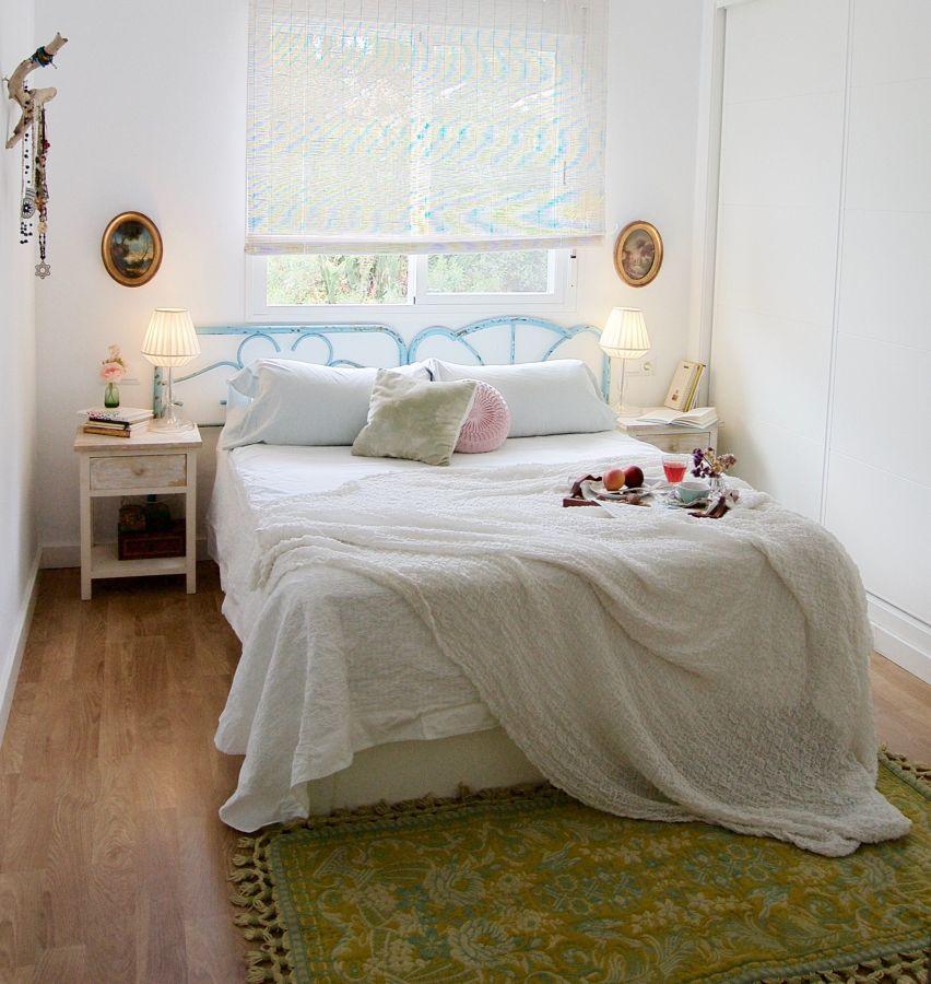 Dormitorio blanco