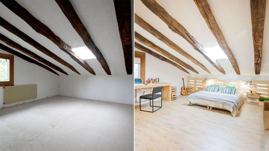 simple affordable dormitorio buhardilla with buhardillas con encanto with buhardillas con encanto with buhardillas con encanto - Buhardillas Con Encanto
