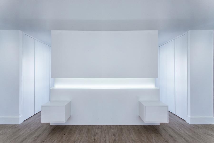 Dormitorio - Cabezal