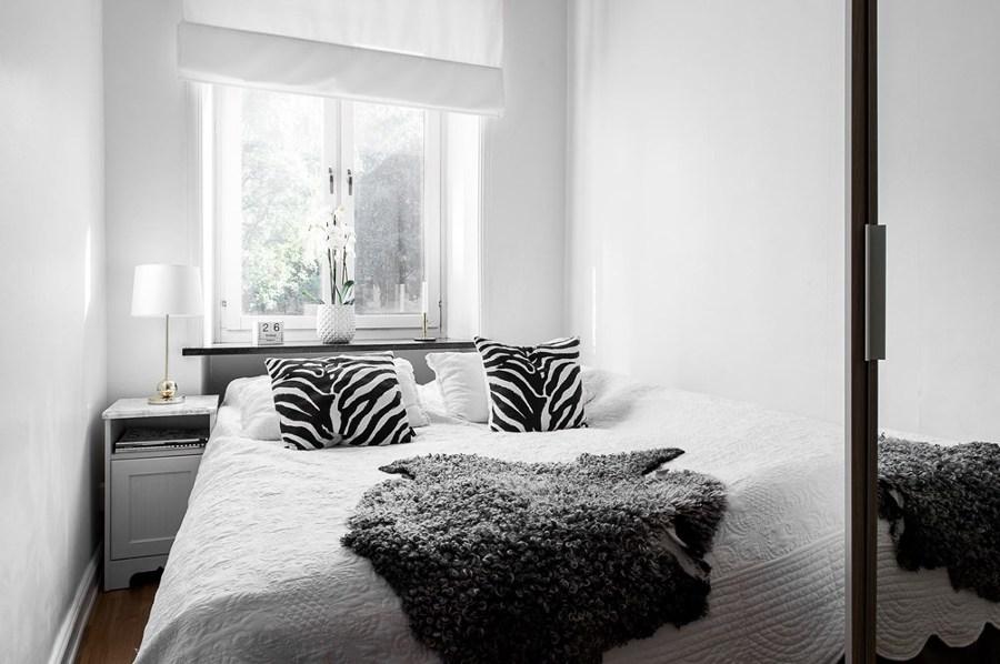 Foto dormitorio cojines cebra 1243081 habitissimo - Cojines para dormitorio ...