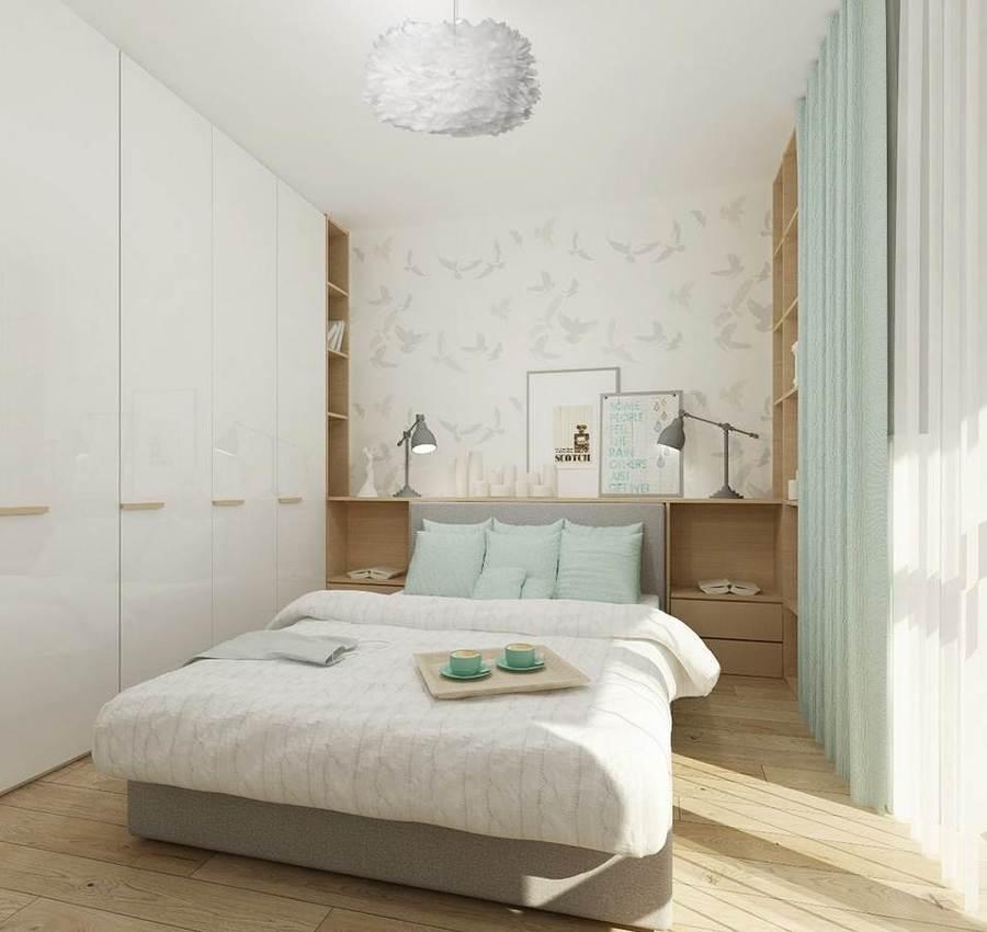 dormitorio colchón