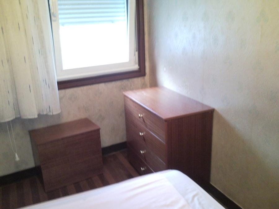 Dormitorio clasico con armario puente ideas carpinteros for Dormitorio completo con armario