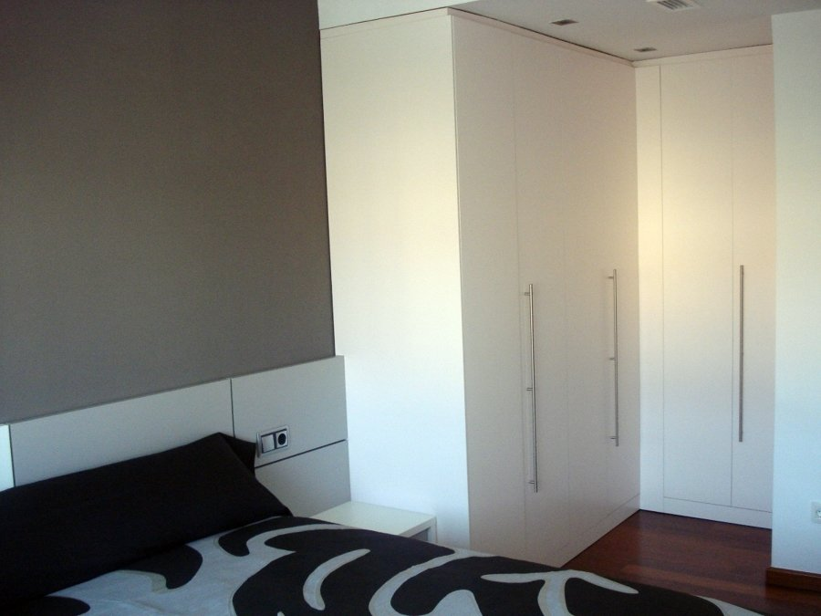 Foto dormitorio con armario a medida de macmobles chacon - Dormitorio a medida ...