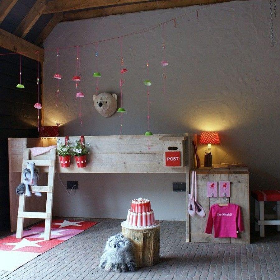 Foto dormitorio con cama de ni o en alto de marta 940255 - Dormitorio de nino ...