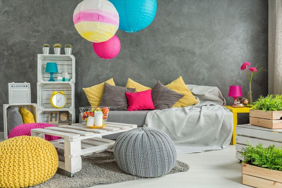 Dormitorio creativo