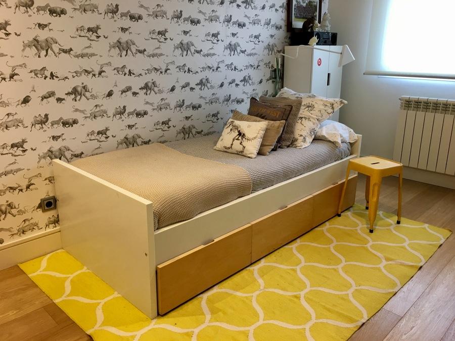 Dormitorio de Juan