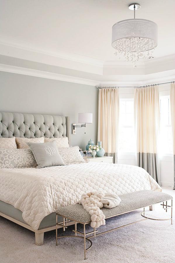 dormitorio de estilo clásico 8