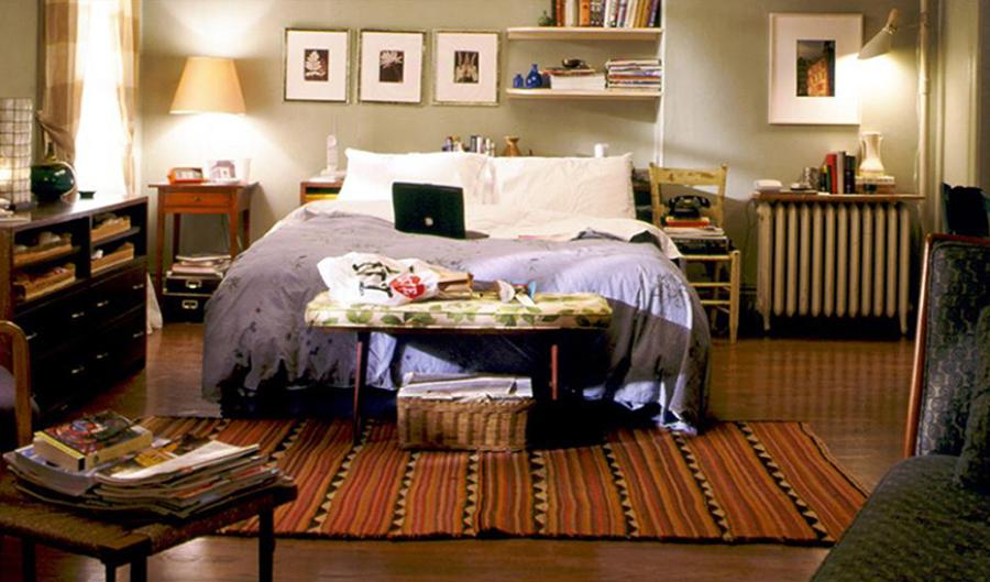 Dormitorio de Sexo en Nueva York