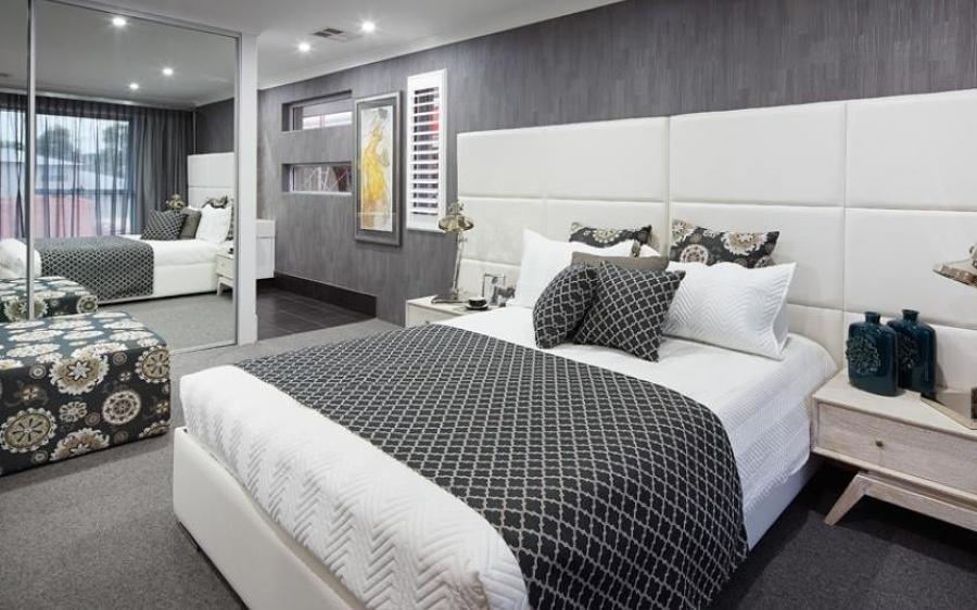 Dormitorio diseñó