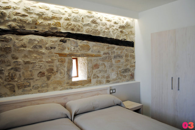 Dormitorio doble PB