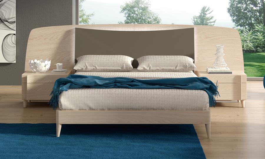 Dormitorio egelasta chapado