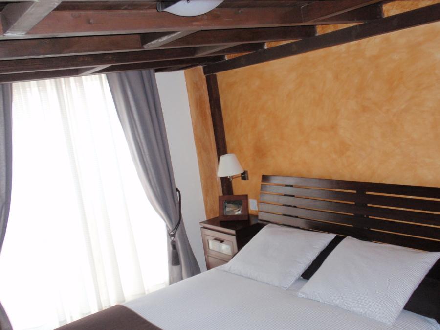 Dormitorio en  entreplanta Aranjuez.