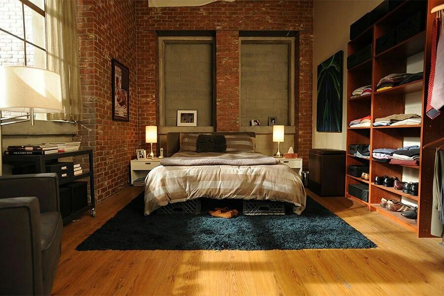 Dormitorio en New Girl
