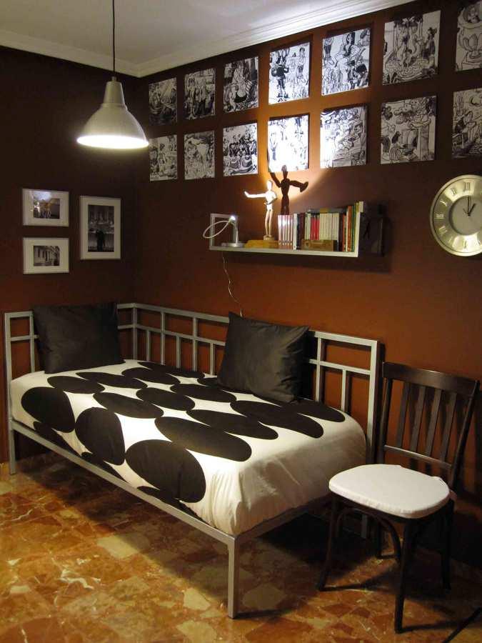 Dormitorio en valladolid ideas decoradores - Interiorismo valladolid ...