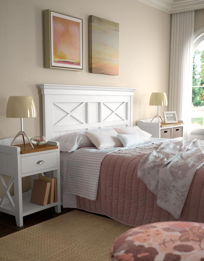 Foto dormitorio fotograf a que aparece en la revista el - El mueble dormitorios ...