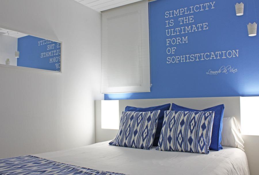 Dormitorio hostal
