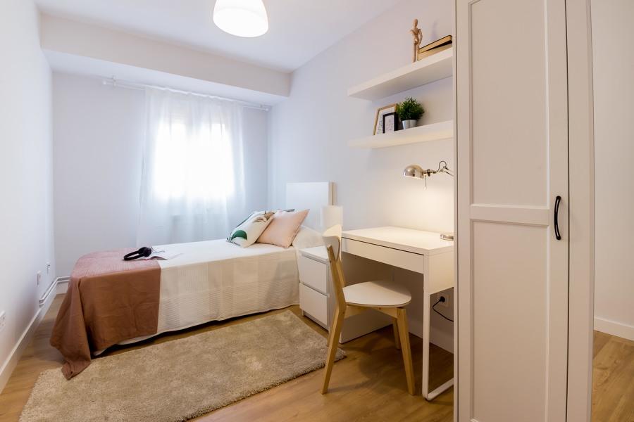 Dormitorio individual juvenil