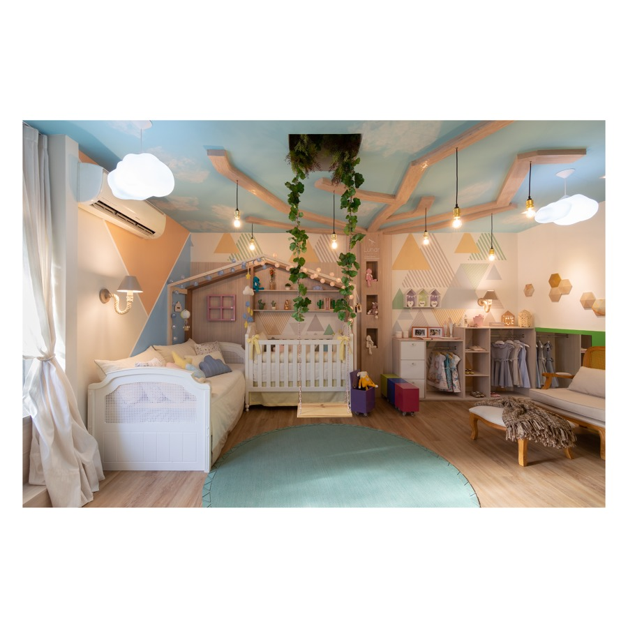Dormitorio infantial