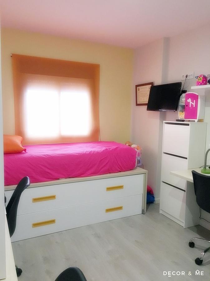 Foto: Dormitorio Infantil de Decor&me #1107456 - Habitissimo