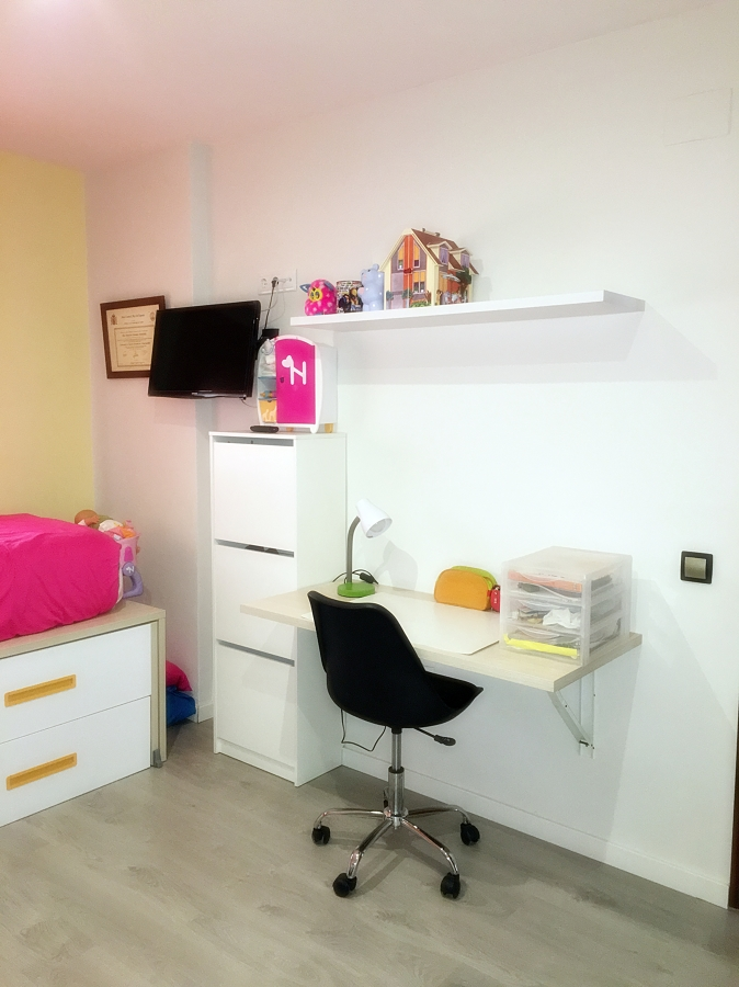 Foto: Dormitorio Infantil de Decor&me #1107458 - Habitissimo
