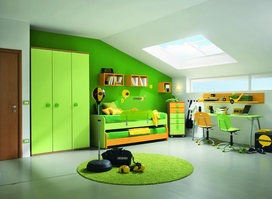 Foto: Dormitorio-infantil-ático2 #810369 - Habitissimo