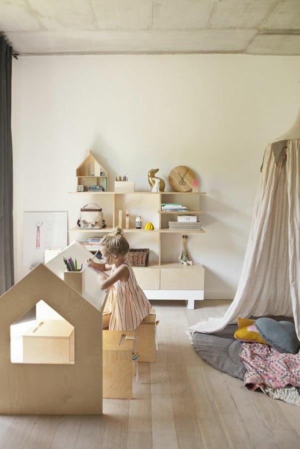 Casas para amantes de la naturaleza ideas decoradores - Dormitorios reciclados ...