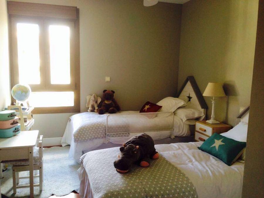 Foto dormitorio infantil de estilo n rdico de mon deco for Dormitorio estilo nordico infantil