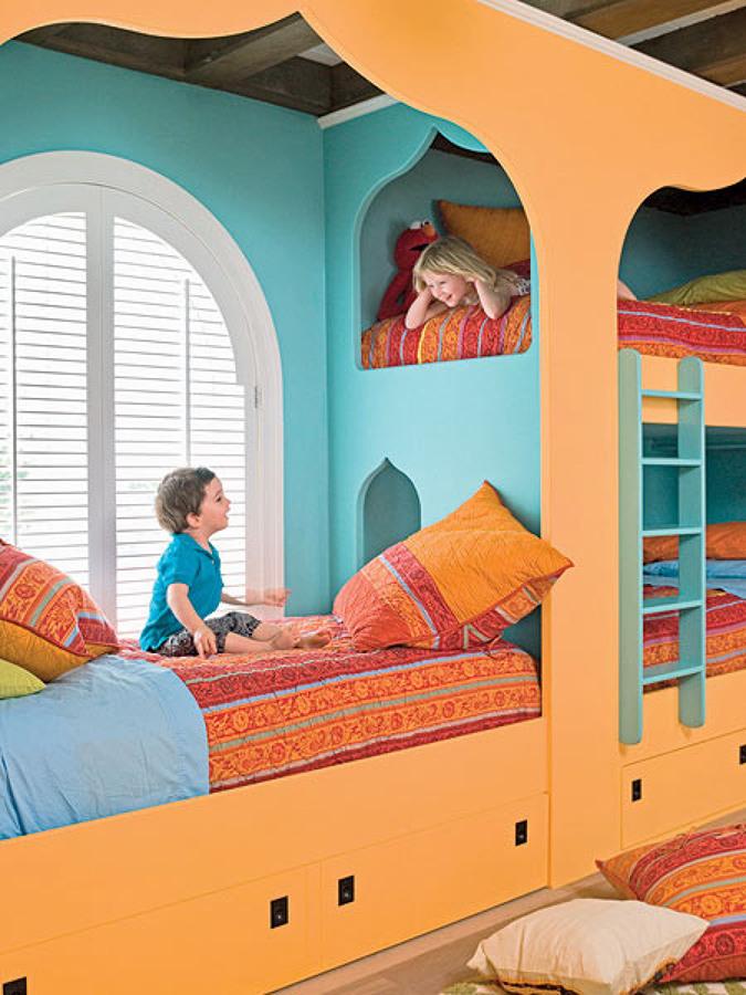 Cmo Decorar un Dormitorio Infantil tnico Ideas Decoradores